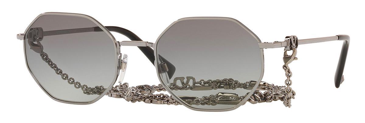 Солнцезащитные очки Valentino VA 2040 3005/11 2N