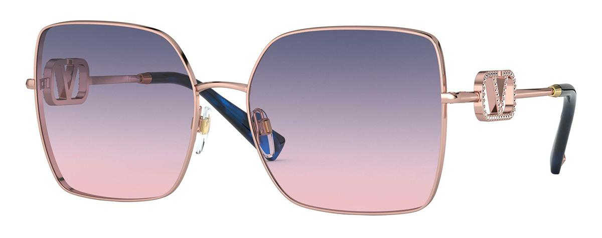 Солнцезащитные очки Valentino VA 2041 3004/I6 2N