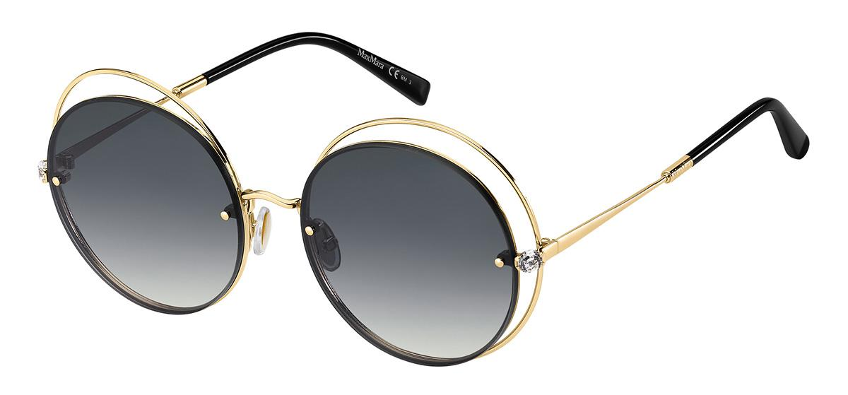 Купить Солнцезащитные очки MaxMara MM SHINE I 000 9O, Max Mara