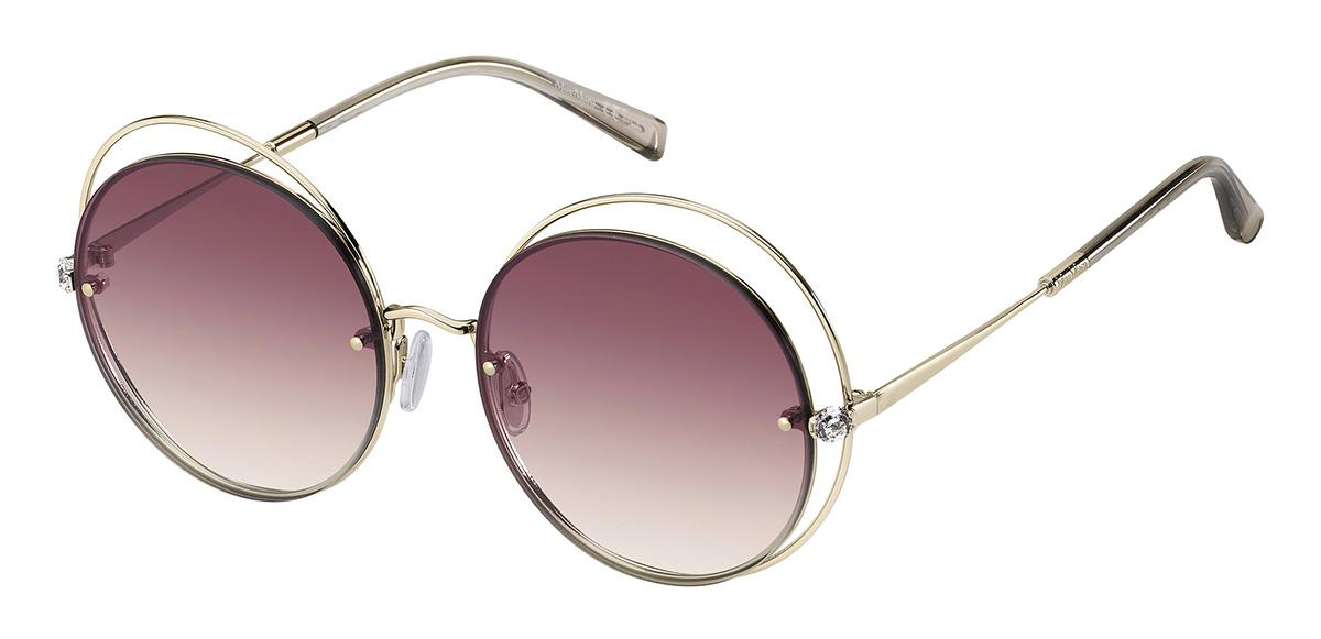 Солнцезащитные очки MaxMara MM SHINE I 3YG 3X, Max Mara  - купить со скидкой