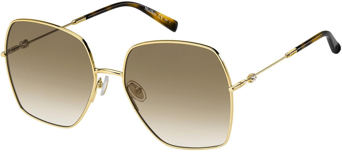 Купить Солнцезащитные очки MaxMara MM GLEAM II J5G HA, Max Mara