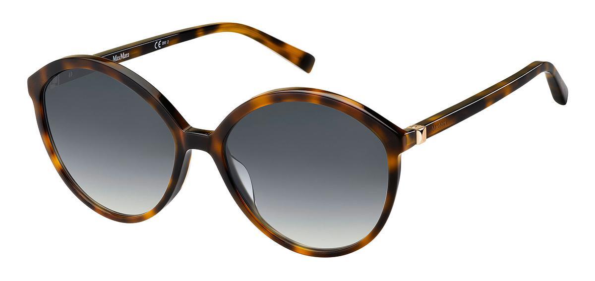 Купить Солнцезащитные очки MaxMara MM HINGE I/G 086 9O, Max Mara