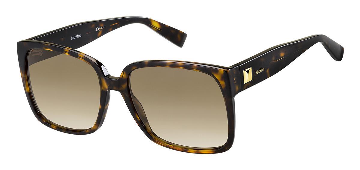 Купить Солнцезащитные очки MaxMara MM FANSY I 086 HA, Max Mara