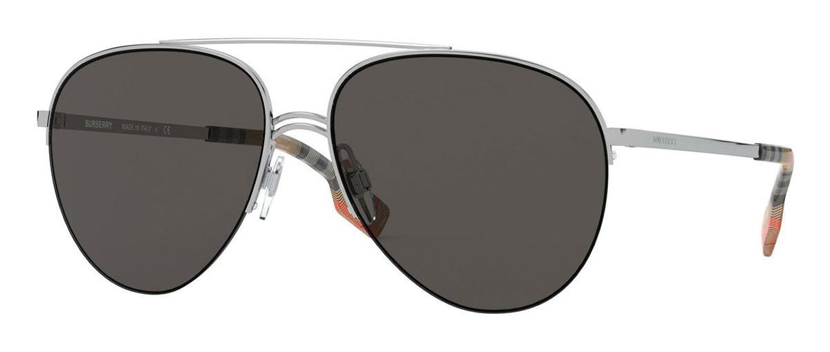 Купить Солнцезащитные очки Burberry BE3113 1304/87 3N