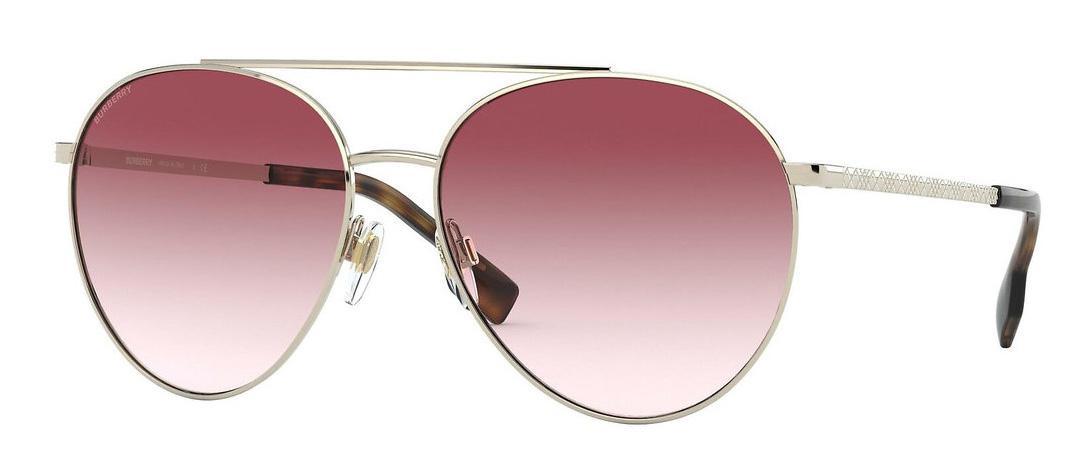 Купить Солнцезащитные очки Burberry BE3115 1109/8D 2N