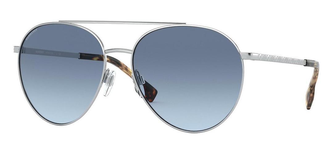 Купить Солнцезащитные очки Burberry BE3115 1005/19 2N