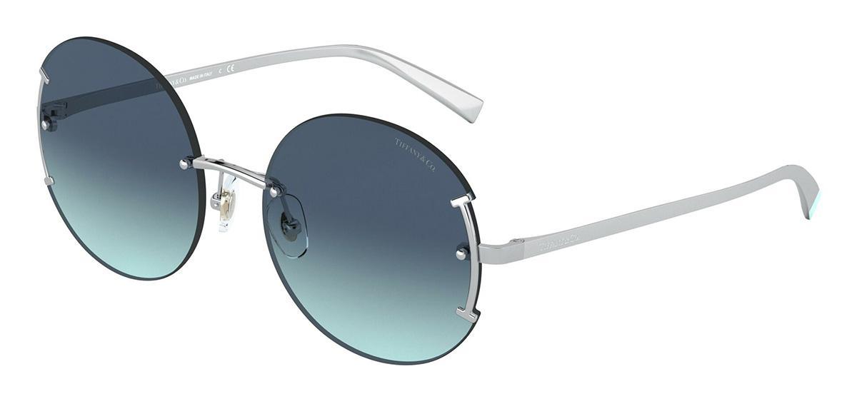 Купить Солнцезащитные очки Tiffany TF 3071 6001/9S 2N
