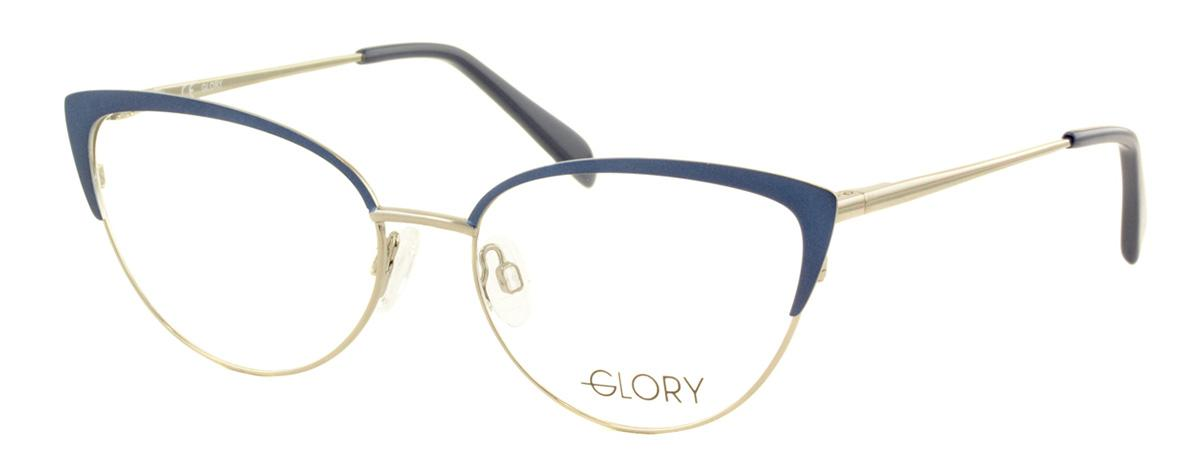 Купить Оправа Glory 573 Blue, Оправы для очков