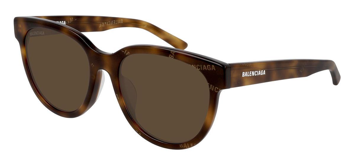 Купить Солнцезащитные очки Balenciaga BB 0077SK 002
