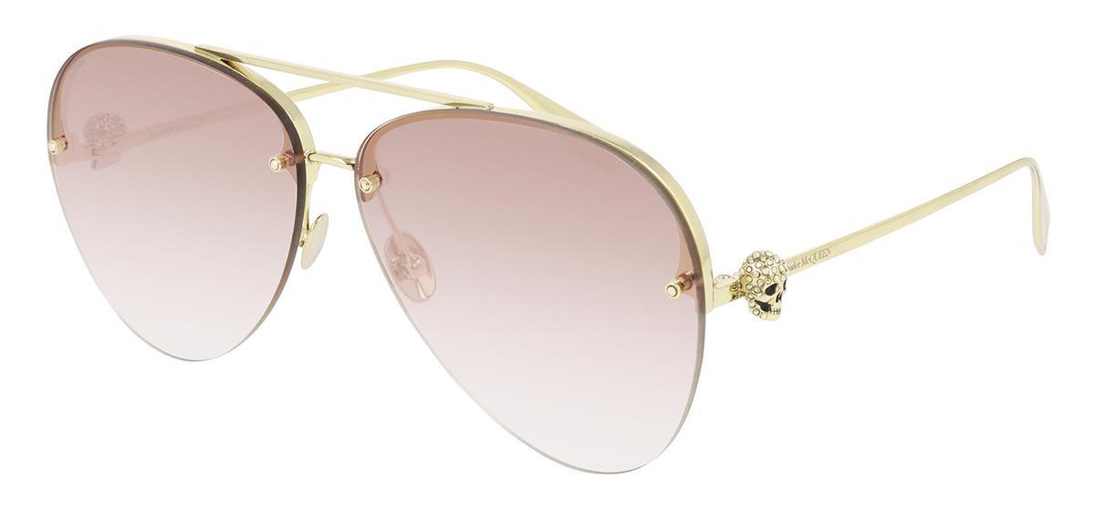 Купить Солнцезащитные очки Alexander McQueen AM 0270S 004