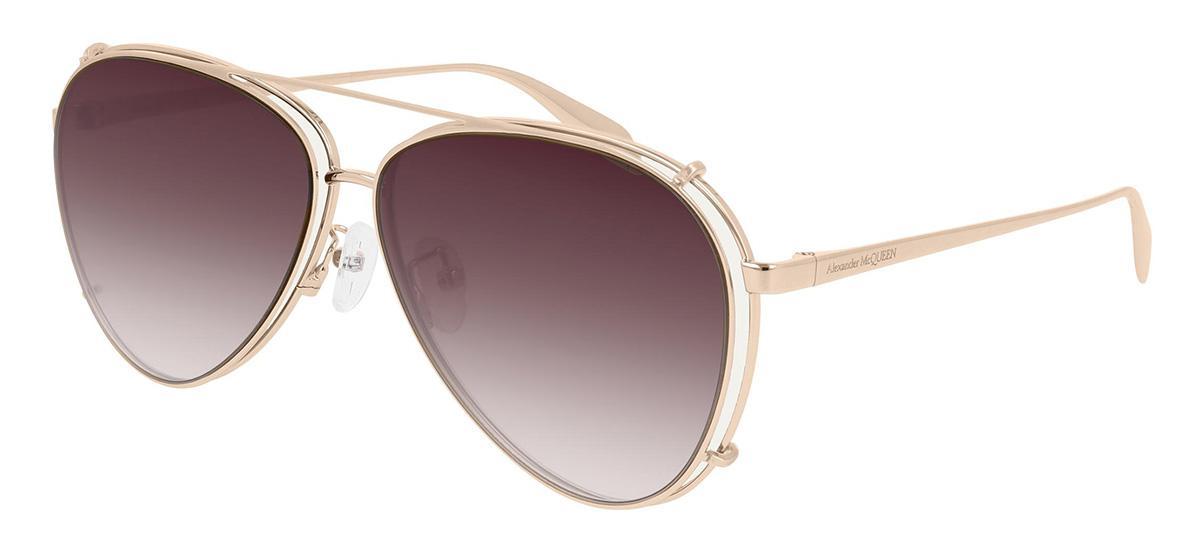 Купить Солнцезащитные очки Alexander McQueen AM 0263S 004