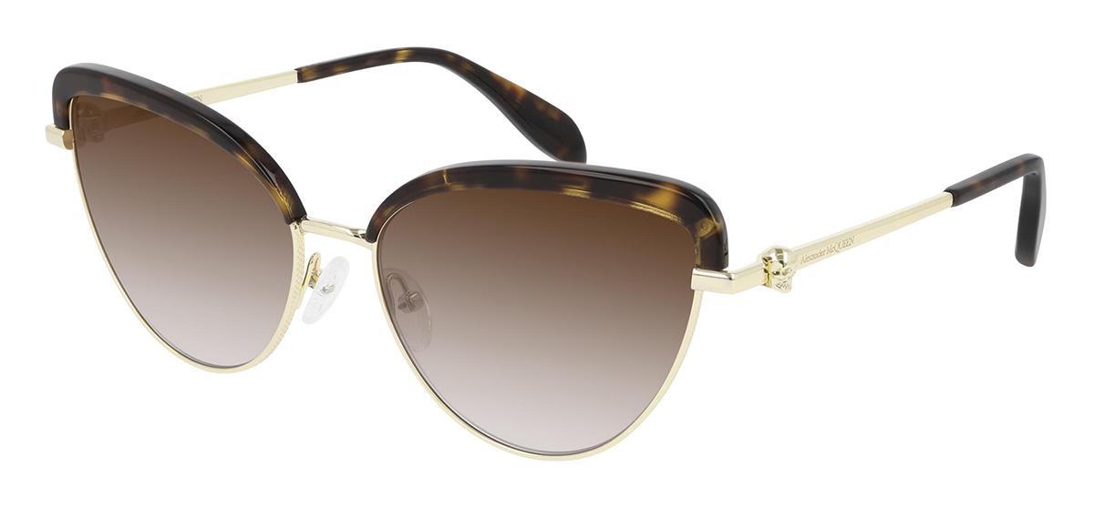 Купить Солнцезащитные очки Alexander McQueen AM 0257S 003