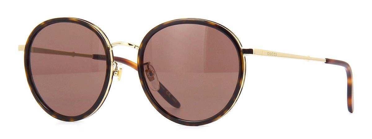 Купить Солнцезащитные очки Gucci GG 0677SK 002