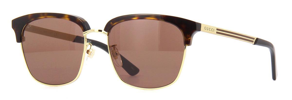 Купить Солнцезащитные очки Gucci GG 0697S 002