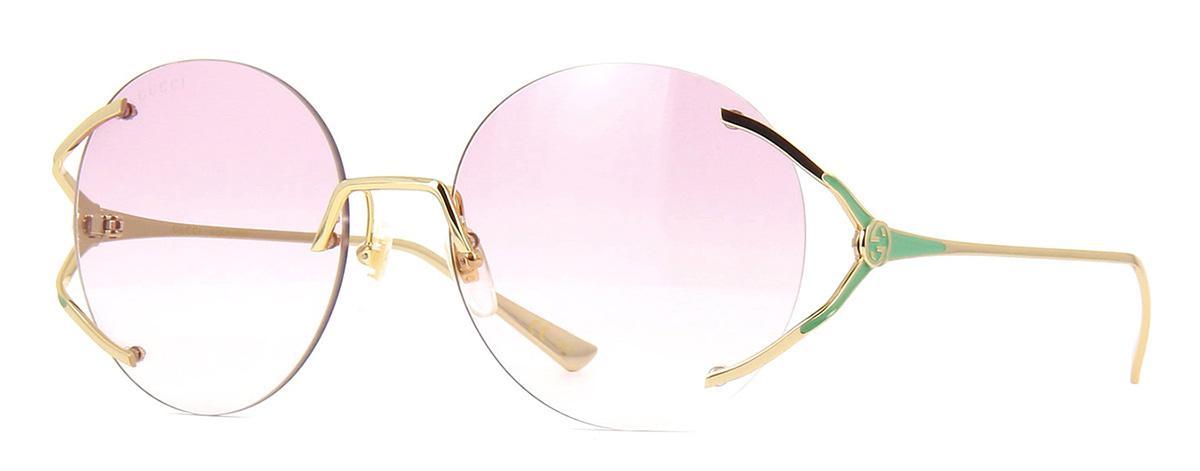 Купить Солнцезащитные очки Gucci GG 0645S 003