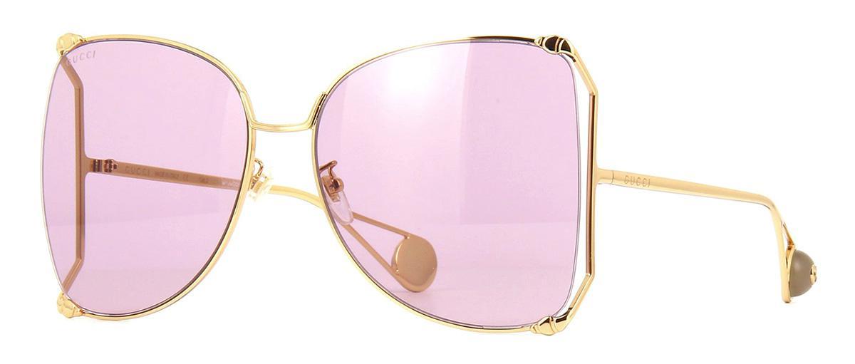 Купить Солнцезащитные очки Gucci GG 0252S 013