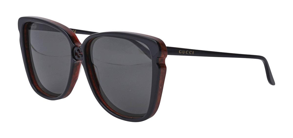 Купить Солнцезащитные очки Gucci GG 0709S 002