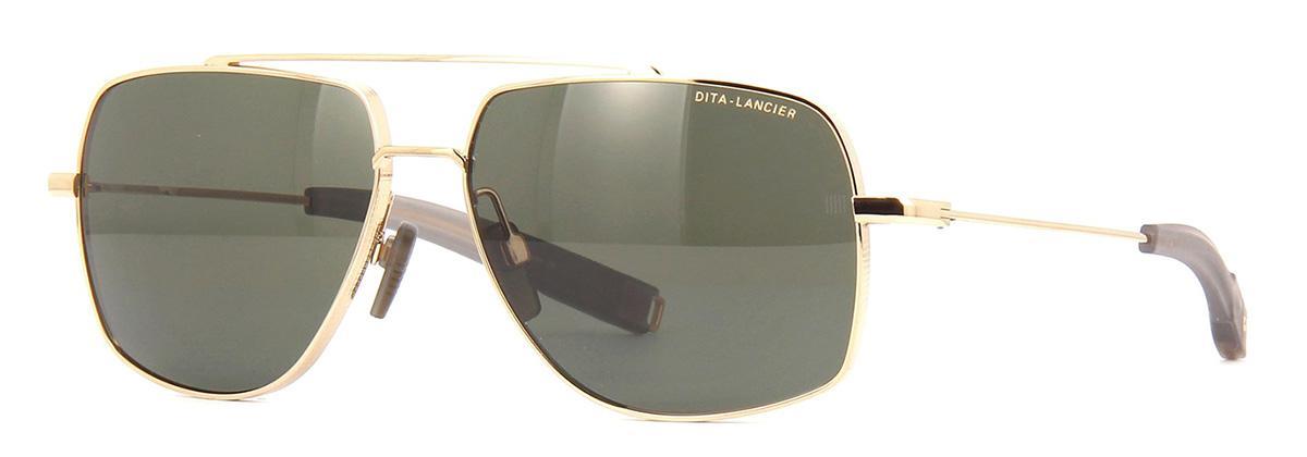 Купить Солнцезащитные очки Dita LSA-107 DLS 107-A-03 White Gold w/G12