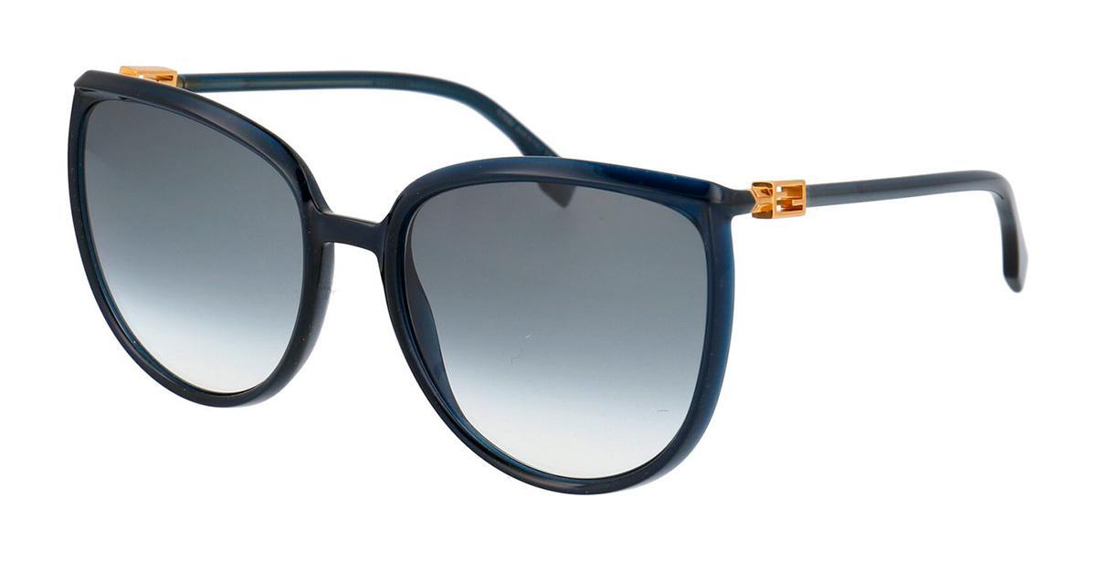 Купить Солнцезащитные очки Fendi FF 0432/G/S PJP 9O