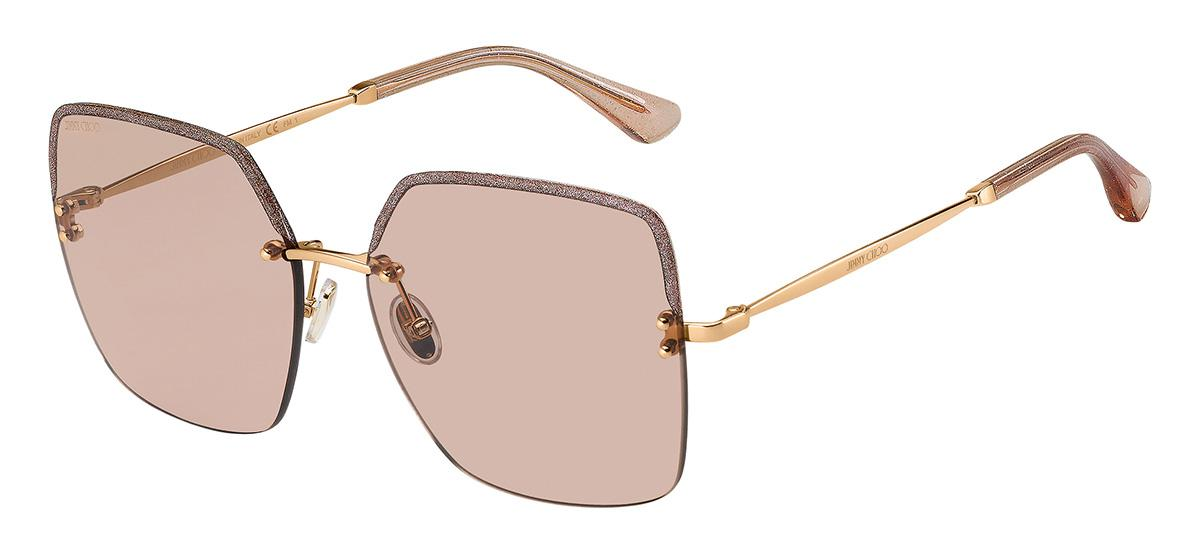 Солнцезащитные очки Jimmy Choo TAVI/S FWM U1  - купить со скидкой