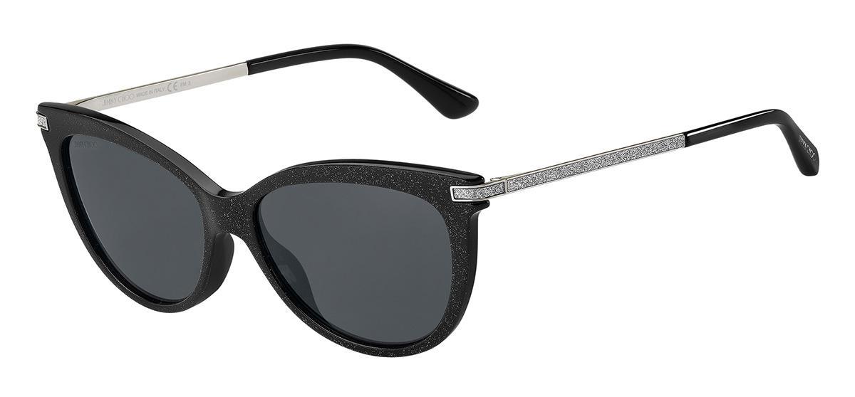 Солнцезащитные очки Jimmy Choo AXELLE/G/S DXF IR  - купить со скидкой