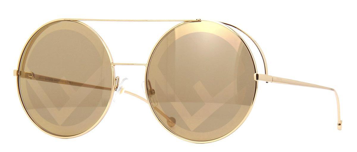 Купить Солнцезащитные очки Fendi FF 0285/S J5G EB