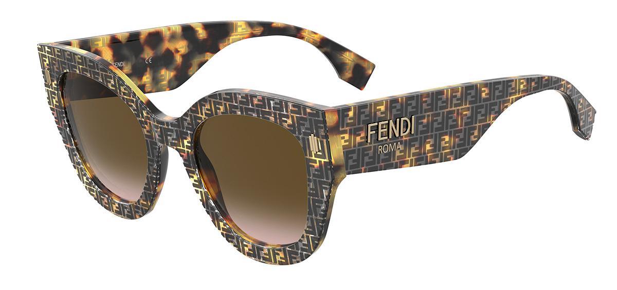 Купить Солнцезащитные очки Fendi FF 0435/S H7P M2