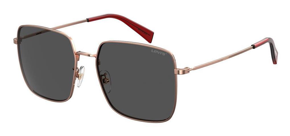 Купить Солнцезащитные очки Levi's LV 1007/S DDB IR