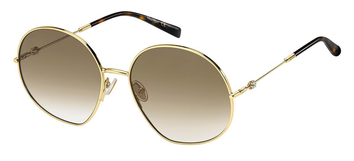 Солнцезащитные очки Max Mara MM GLEAM I J5G HA  - купить со скидкой
