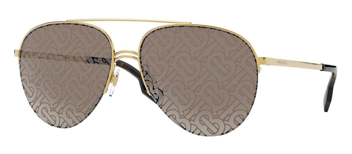 Купить Солнцезащитные очки Burberry BE3113 1017/P2 3N