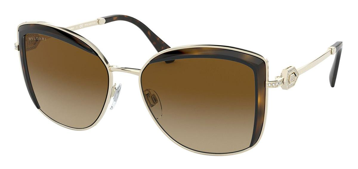 Купить Солнцезащитные очки Bvlgari BV 6128B 278/T5 2P