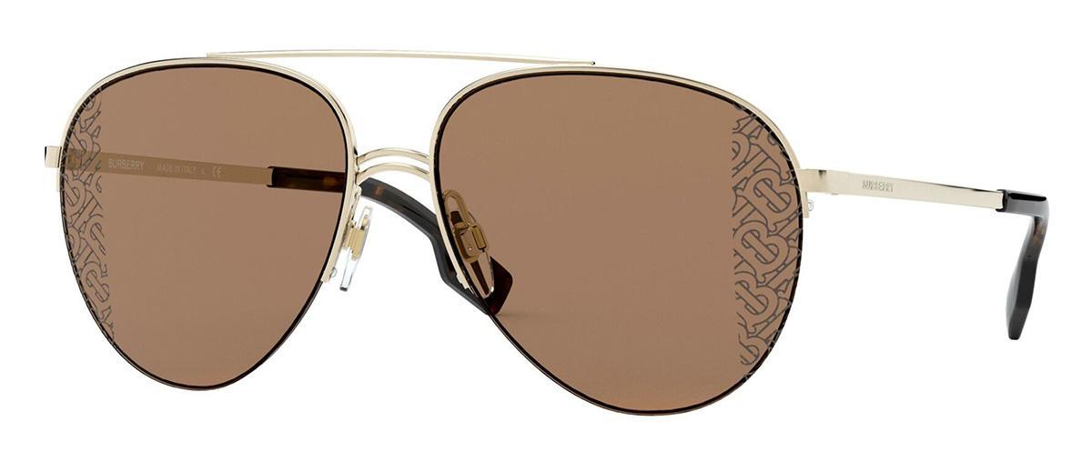 Купить Солнцезащитные очки Burberry BE3113 1109/93 2N