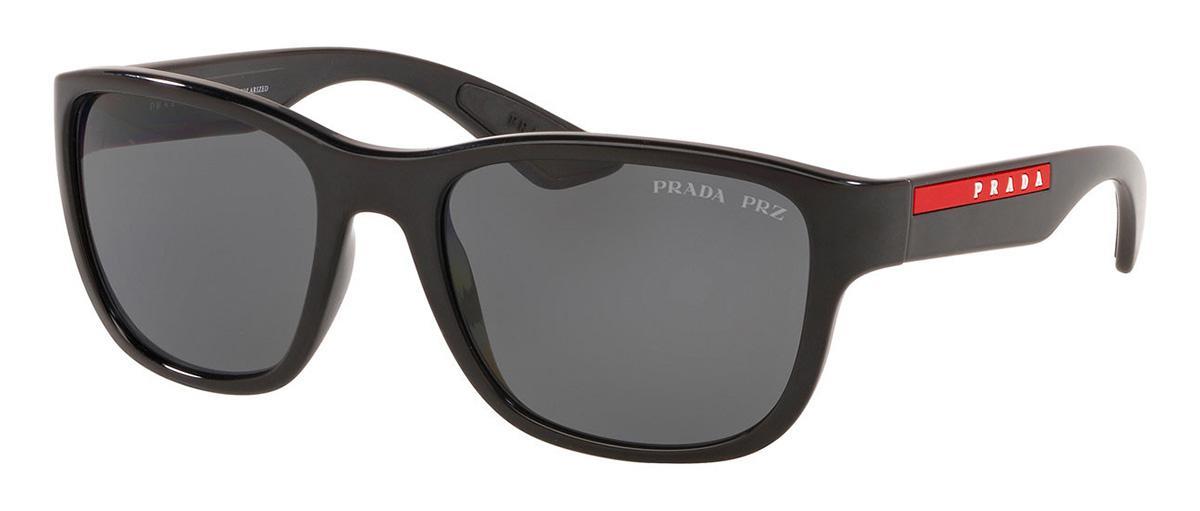 Купить Солнцезащитные очки Prada Linea Rossa PS 01US 1AB5Z1 3P