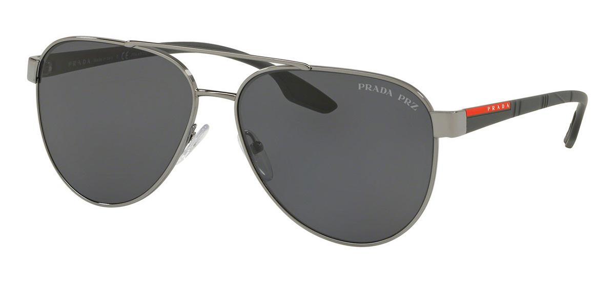 Купить Солнцезащитные очки Prada Linea Rossa PS 54TS 5AV5Z1 3P