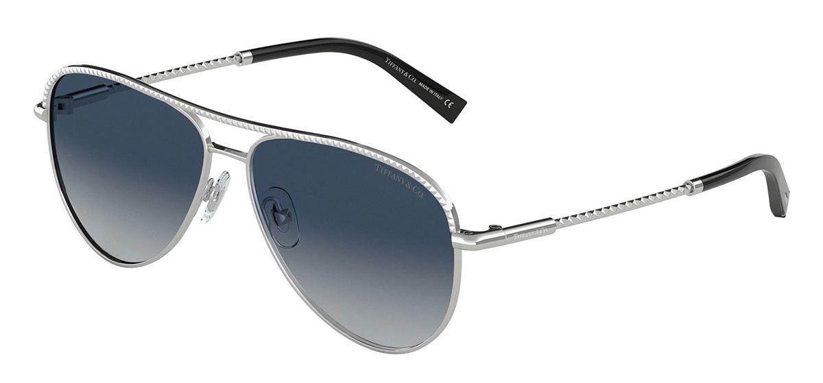 Солнцезащитные очки Tiffany TF 3062 6001/4L  - купить со скидкой