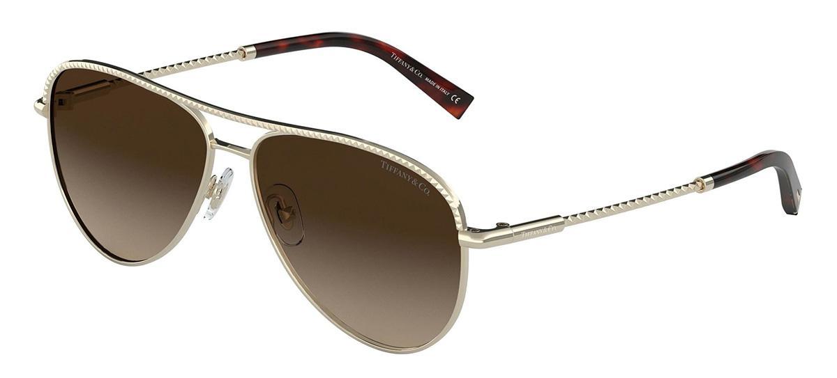Солнцезащитные очки Tiffany TF 3062 6021/3B  - купить со скидкой