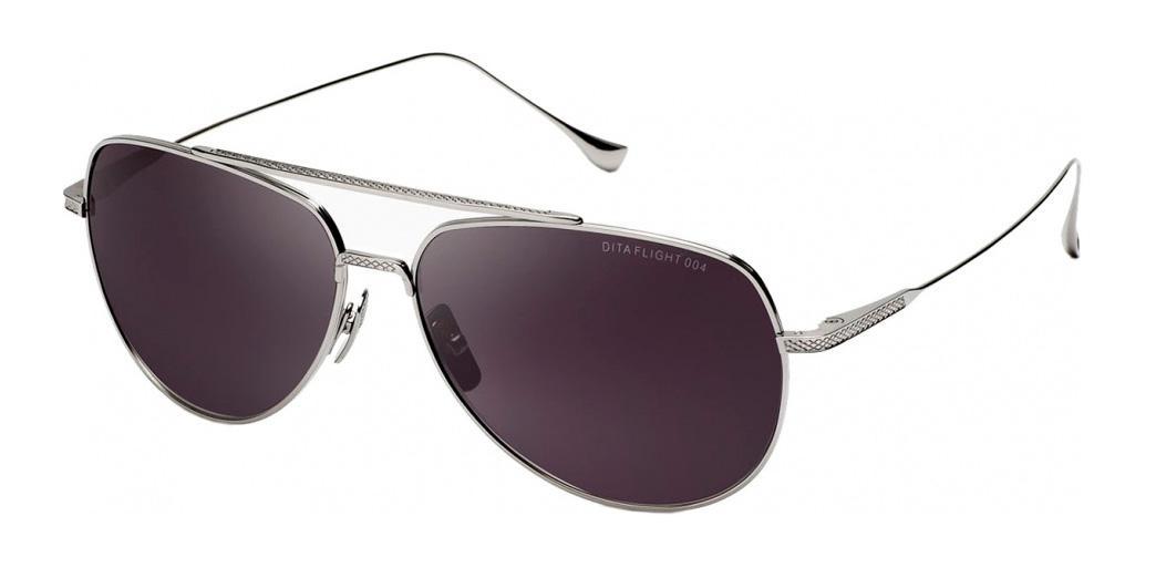 Купить Солнцезащитные очки Dita Flight 004 7804-A-PLD-POL-61 Black Palladium Dark Grey-Polarized-AR