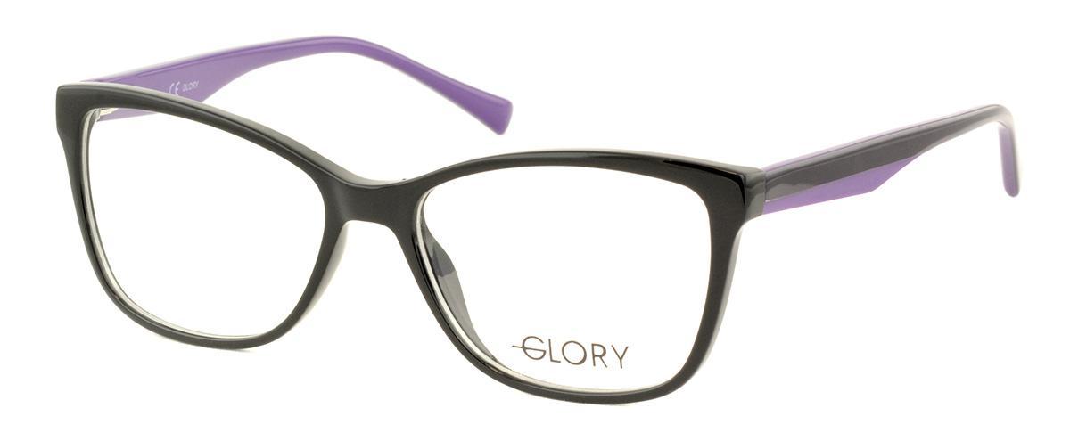Купить Оправа Glory 535 Black, Оправы для очков