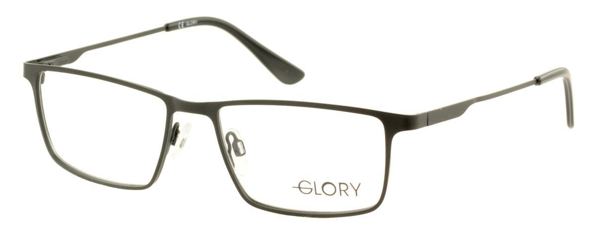 Купить Оправа Glory 033 Black, Оправы для очков