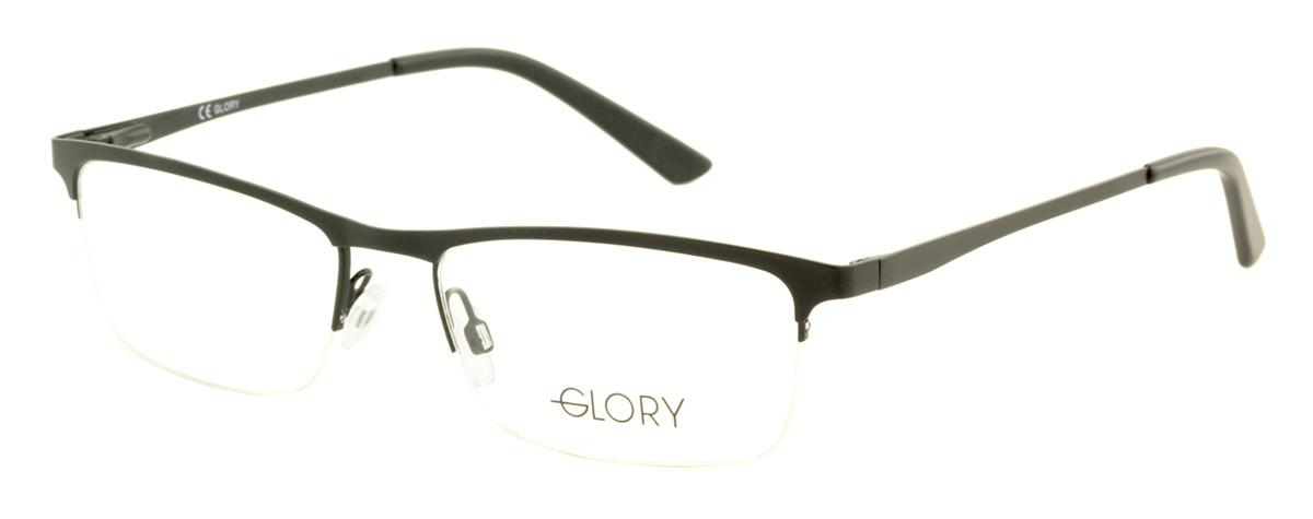 Купить Оправа Glory 205 Black, Оправы для очков