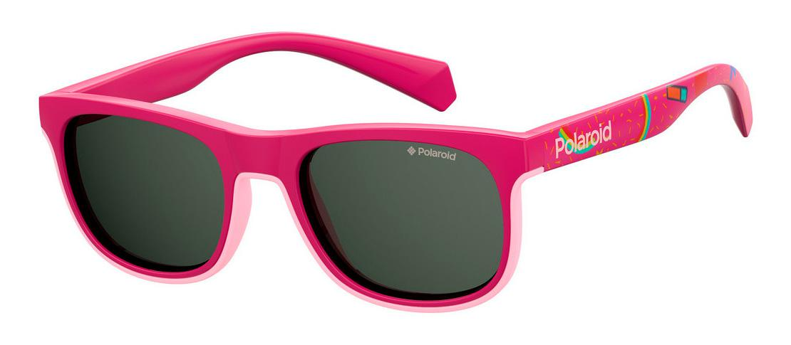 Купить Солнцезащитные очки Polaroid Kids PLD 8035/S MU1 M9
