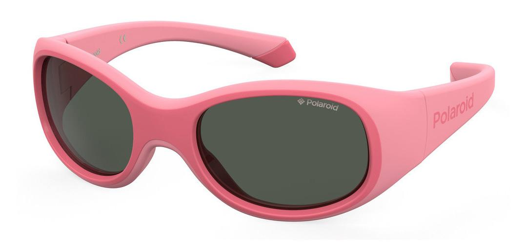 Купить Солнцезащитные очки Polaroid Kids PLD 8038/S 35J M9
