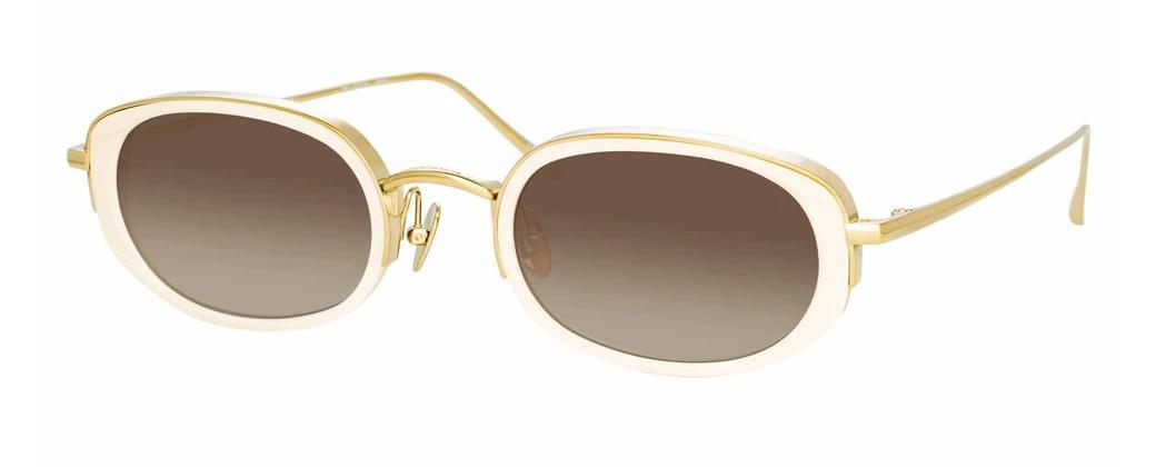 Купить Солнцезащитные очки Linda Farrow Luxe LFL 1142 C04