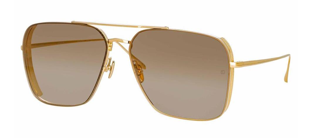 Купить Солнцезащитные очки Linda Farrow Luxe LFL 1122 C04