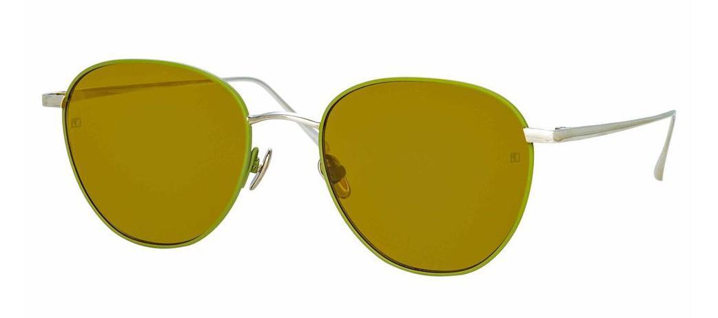 Купить Солнцезащитные очки Linda Farrow Luxe LFL 819 C30
