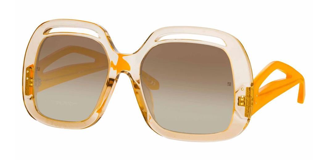 Купить Солнцезащитные очки Linda Farrow Luxe LFL 1126 C04