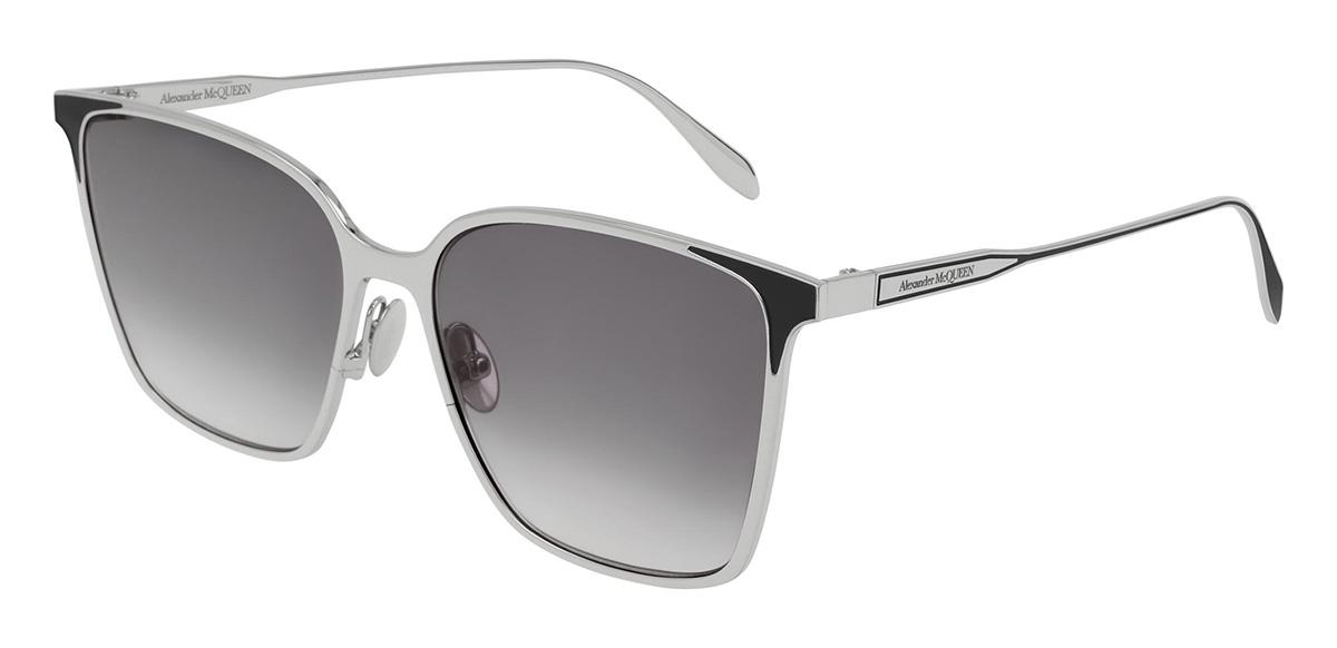 Купить Солнцезащитные очки Alexander McQueen AM 0205S 002