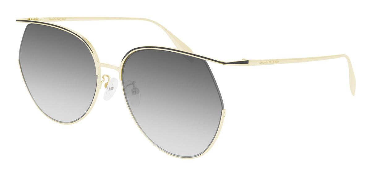 Купить Солнцезащитные очки Alexander McQueen AM 0255S 001