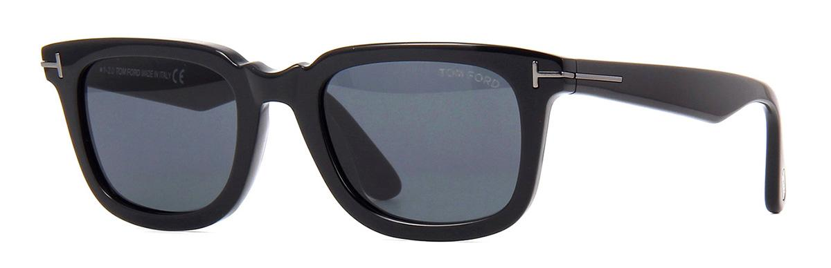 Купить Солнцезащитные очки Tom Ford TF 817-N 01A