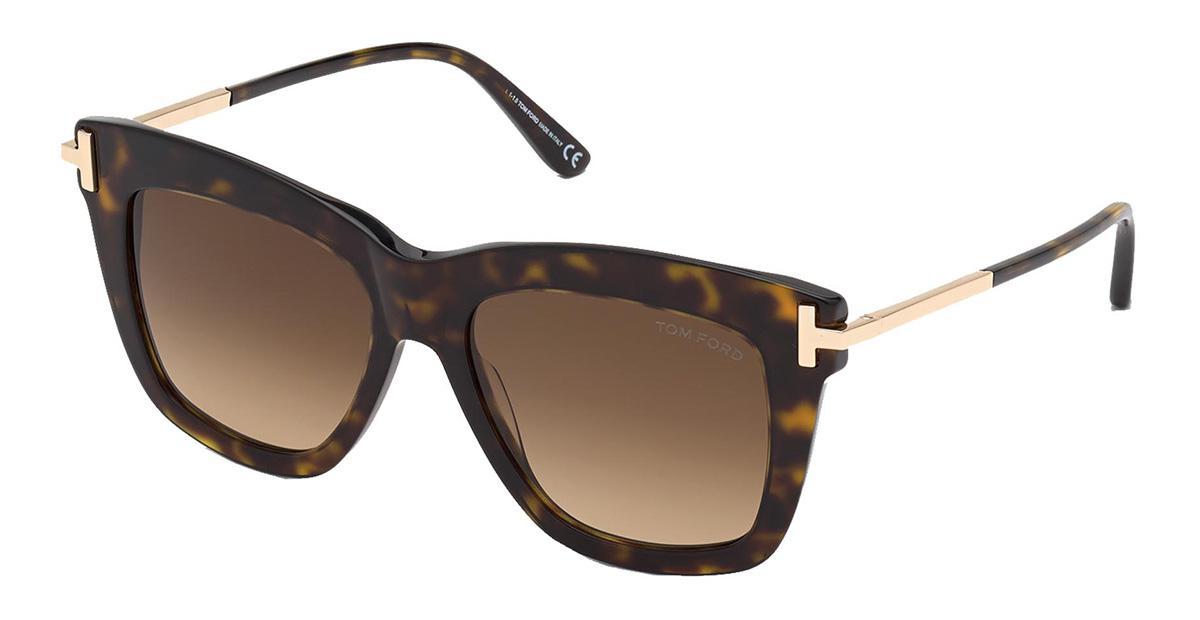 Купить Солнцезащитные очки Tom Ford TF 822 52H